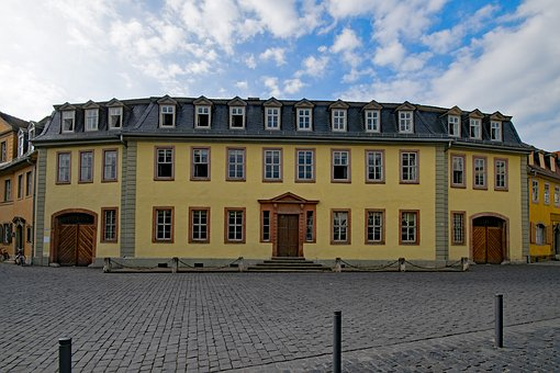 Goethe House, Weimar, Thuringia Germany, Germany