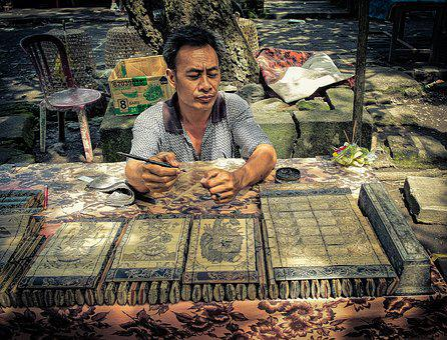 Bali, Crafts, Indonesia, Balinese, Asia, Decorative