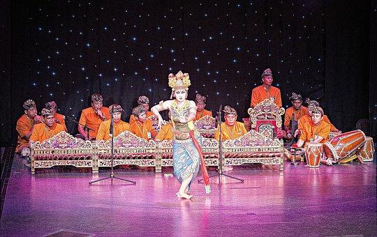 Singapore Dancer, Exotic, Band, Music, Instrument