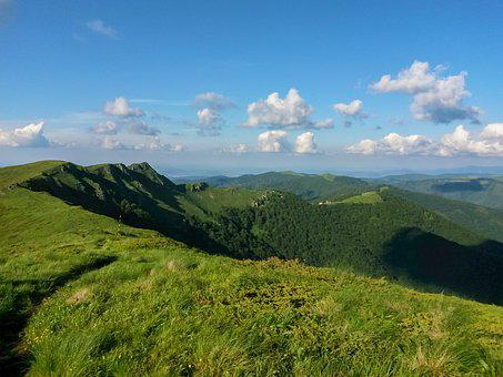Bulgaria, Stara Planina, Central Balkan, Mountain