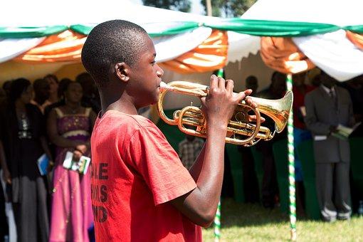 People Of Uganda, Children Of Uganda, Africa, Uganda