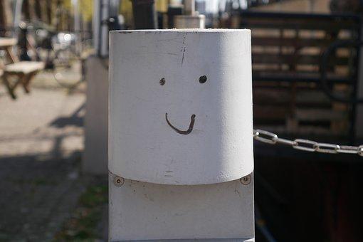 Smile, Drawing, Happy, Smiling, Cute, Fun, Girl