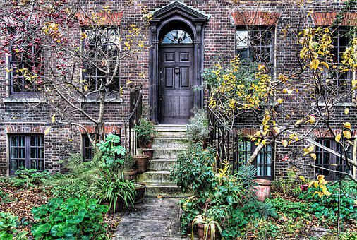 Old House, Residential, Architecture, Building, Home