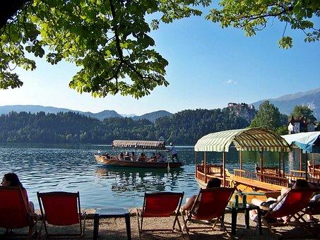 Lake Bled, Chill Out, Slovenia, The Gorenjska Region