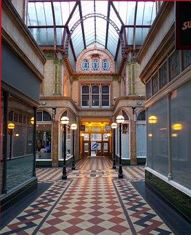 Miller, Arcade, Preston, Lancashire
