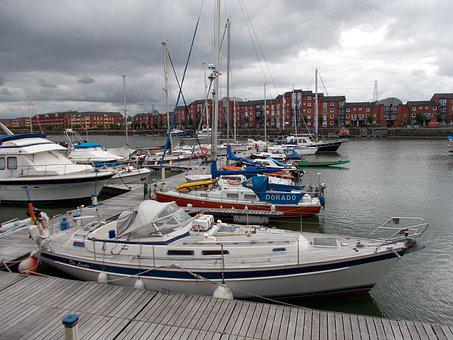 Preston, Dock, Marina, 13th June, 2017