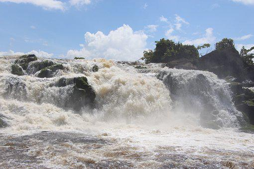 Port-ordaz, The Drizzle, Venezuela, Waterfall