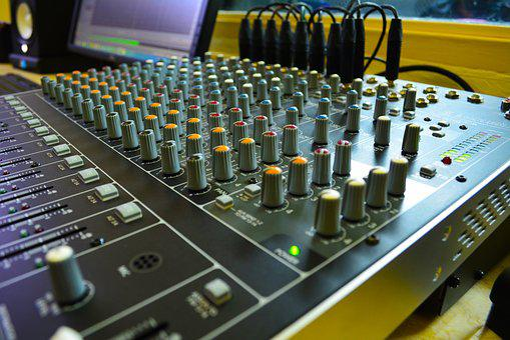 Record, Sound, Studio, Equipment, Concert, Stereo