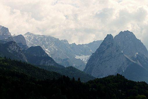 Alpine, Alpine Landscape, Garmisch Partenkirchen
