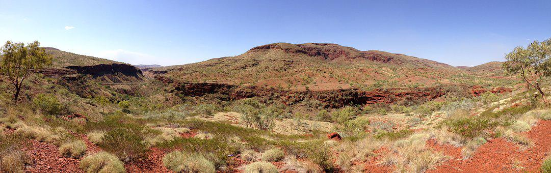 Outback, Australia, Landscape