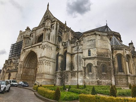 Saint-omer, France, Cathedral, Pas De Calais, Religion
