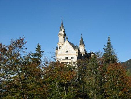 Germany, Tourism, Trip, Architecture, Castle