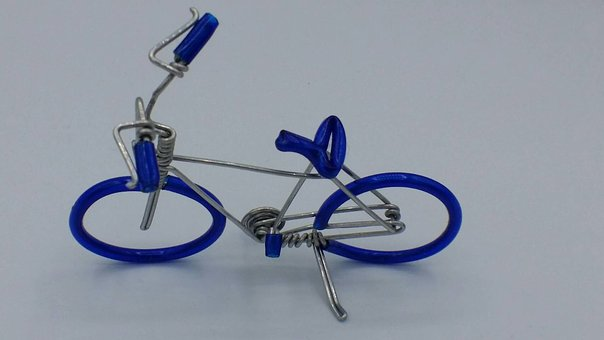 Blue, Lifestyle, Bicycle