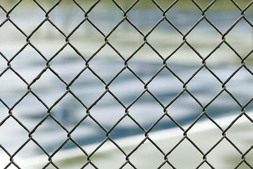 Fence, Division, Screen, Protection, Barrier, Security