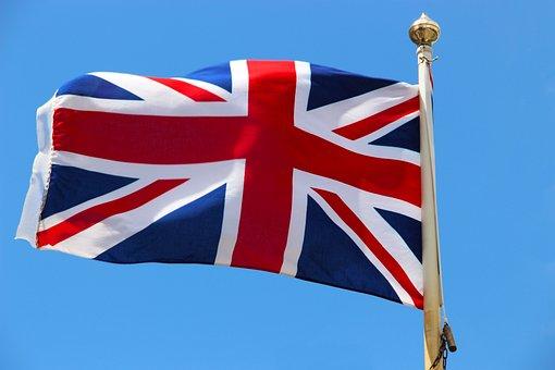 Flag, Union Jack, Union, British, Britain, Uk, Country