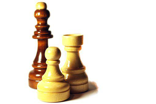 Chess, Game, Figures, Team, Logic, The Decision, Pawn