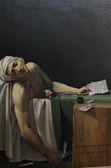 Mara, Oil Painting, Louvre