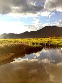 Sunshine, Caohai, Lugu Lake