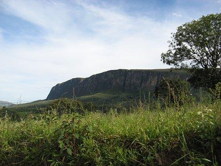Serra Da Canastra, Serra, Canastra, Nature, Brazil