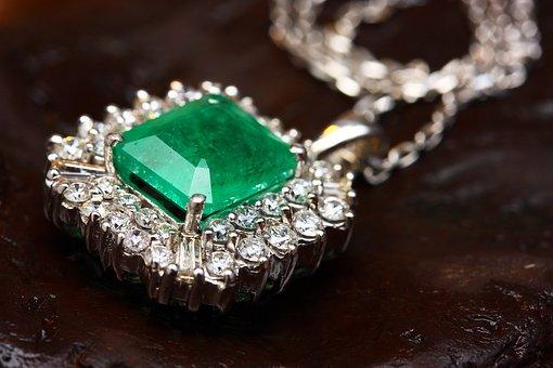 Necklace, Jewelry, Luxury, Rich, Diamond, Woman