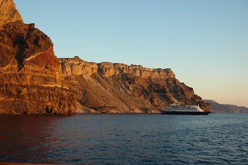 Santorini, Greek, Greece, Island, Travel, Tourism