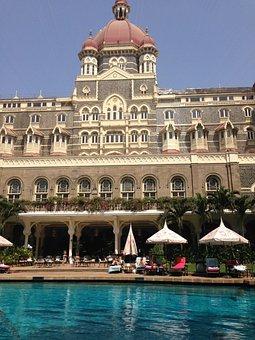 Taj Mahal Hotel, Mumbai, Swimming Pool