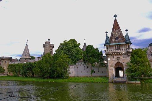Castle, Laxenburg, Austria, Europe