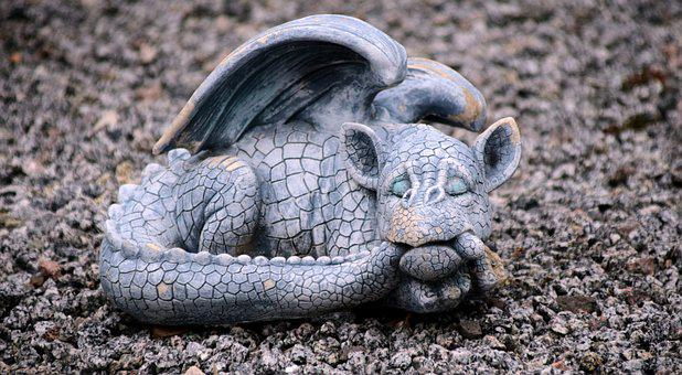 Dragon, Figure, Mythical Creatures, Fantasy