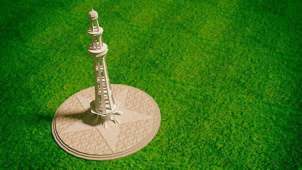 Pakistan, Minar E Pakistan, I Love Pakistan