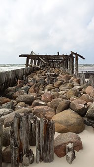 Perspective, Rocks, Stones, Nature, Travel, Wood, Old
