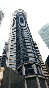 Building, Skycraper, Singapore