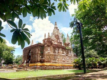 Pagoda, Stupa, Tower