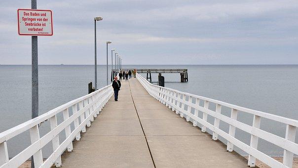 Timmendorfer, Beach, Baltic Sea, Timmendorf
