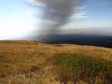 Volcano, Ash, Cloud, Eruption, Volcanic Eruption
