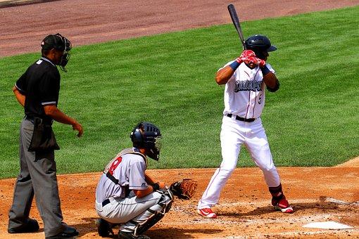 Baseball, Game, Batter, Sport, Competition, Team