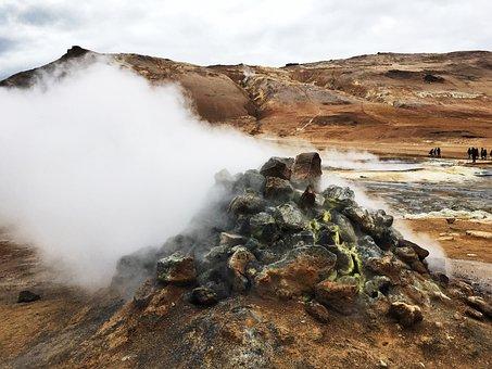 Iceland, Icelandic, Landscape, Volcanic, Scandinavian
