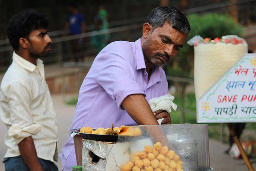 Local Seller, Indian, Small Business Owner