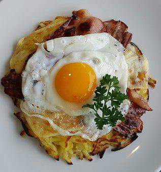 Rösti, Fried, Menu, Meal, Eat, Potato, Main Course