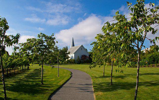 Fletchers Church, Lake Taupo, New Zealand, North Island