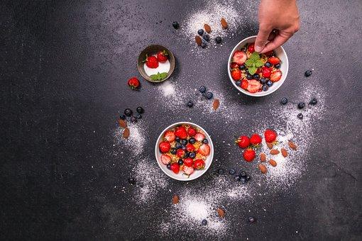 Summer, Dessert, Kitchen, Preparation, Prepare