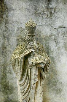 Saint Urban, The Patron Saint Of Wine, Wine, Statue