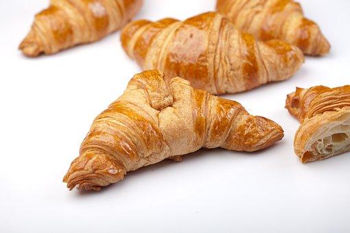 Croissant, Croissants, Baking, Breakfast, Nutrition