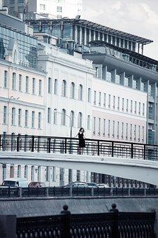 Stalin Skyscraper, Moscow, Msu, Quay, House