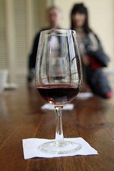 Wine, Tasting, Glass, Red, Malbec, Taste, Drink