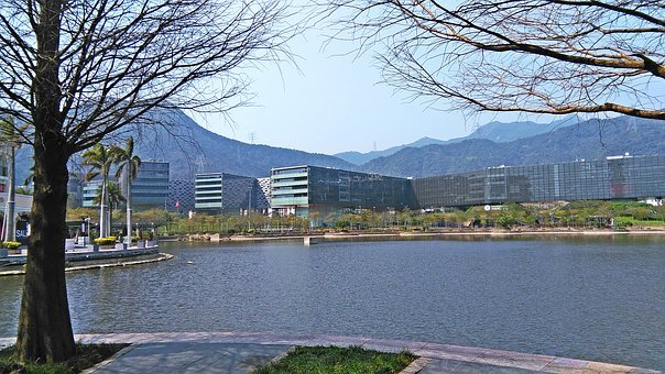 Vanke Center, Shenzhen, Dameisha