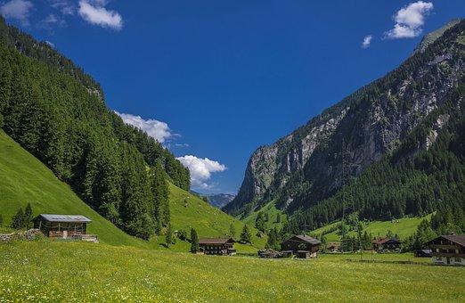 Ginzling, Zillertal, Tyrol, Austria, Dream Day