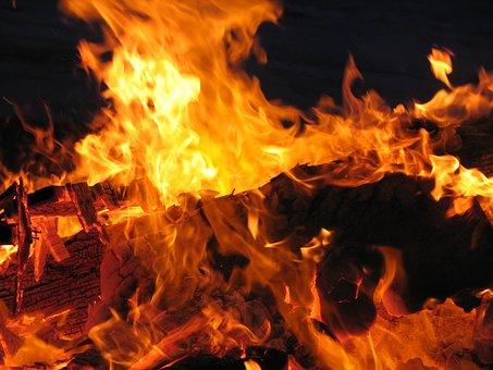Afire, Alight, Ashes, Barbecue, Blaze, Blazing, Bonfire