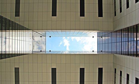 Kranhaus, Architecture, Cologne, Modern, Building