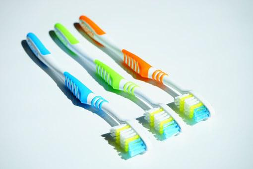 Tooth Brushes, Hygiene, Dental Care, Clean