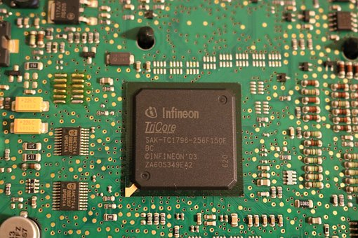 Cpu, Processor, Chip, Computer, Ic, Electronics